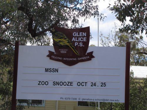 Glen Alice PS