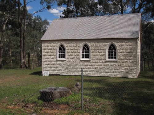 Glen Alice Church 1874